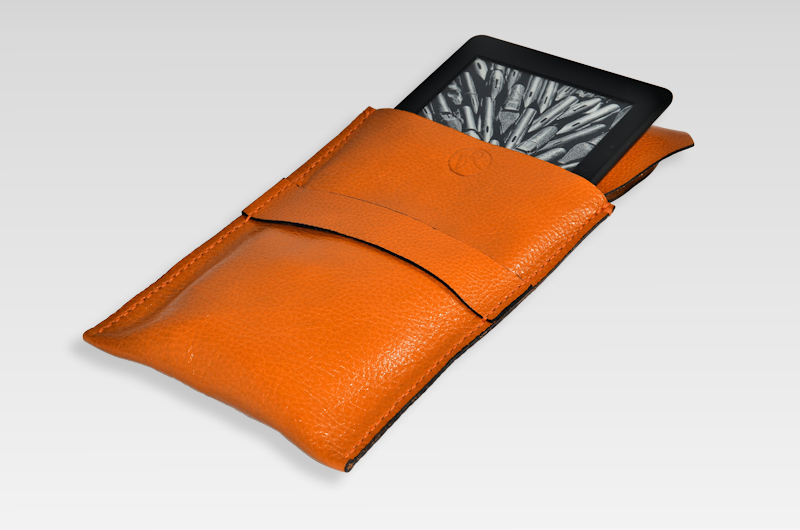 real leather tablet cases for iPad mini or Kindle