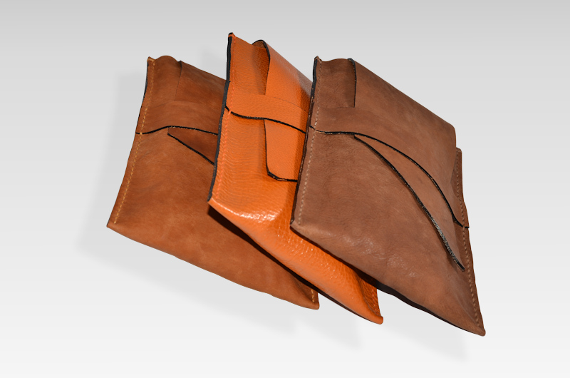 cowhide leather vegetable tanned, tablet case